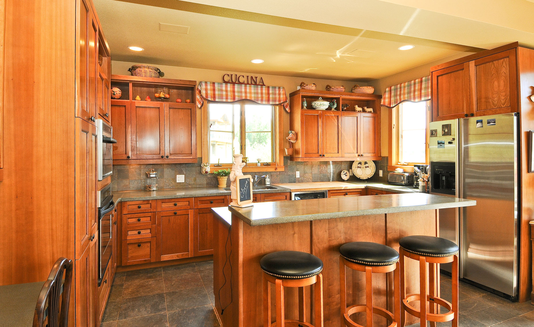 Colorado-custom-kitchen