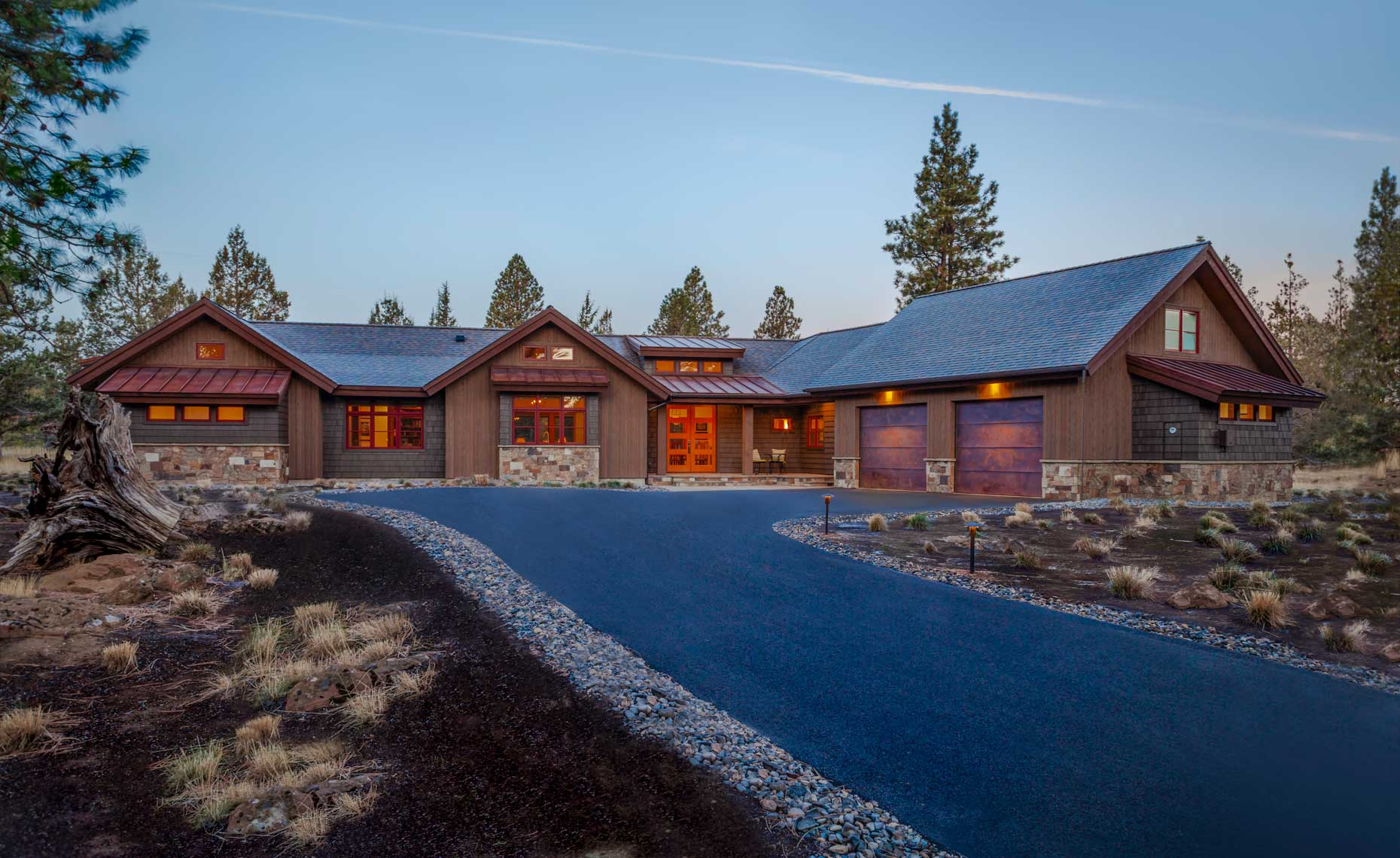 Modern-Ranch-Home-Sisters-Oregon